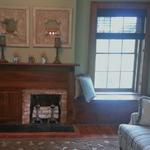 Oak Springs Wealth Management Historic Office Fireplace